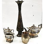 Voices of Sheffield Tea Service & Persian Ware
