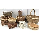 Woven Baskets, Totes & More