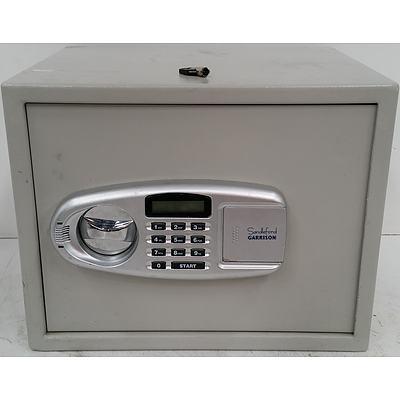 Sandalford Garrison Compact Single Door Electronic Safe