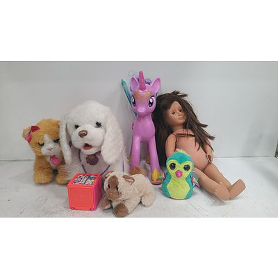 Girls Toys - Lot Of 7
