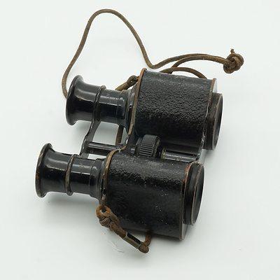 Pair of Antique Parisian Lumiere Binoculars