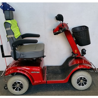 Jupiter EMC 60 Series Mobility Scooter