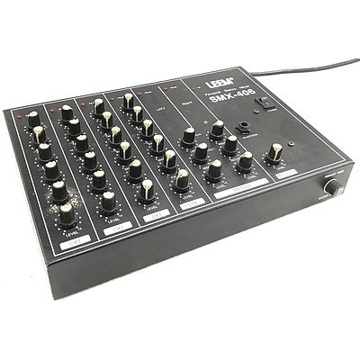 Leem SMX-406 Personal Stereo Mixer