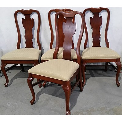 Drexel Heritage Furniture Dining Chairs - Lot of Four