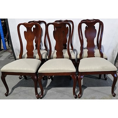 Drexel Heritage Furniture Dining Chairs - Lot of Six