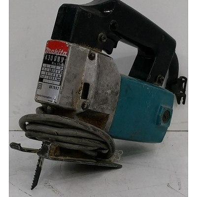 Makita 500 Watt Electric Jigsaw