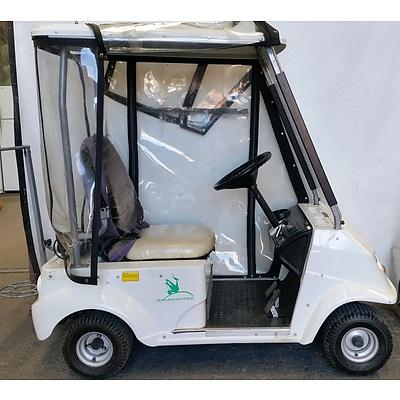 Marshell Grasshopper Electric Golf Cart