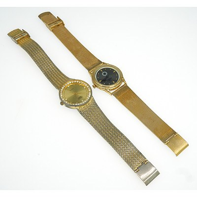 Two Ladies Watches Including Jag