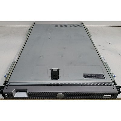 Dell PowerEdge 1950 Dual Quad-Core Xeon (E5405) 2.00GHz 1 RU Server
