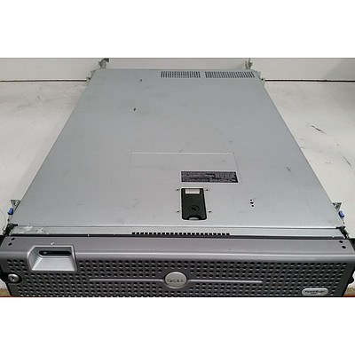 Dell PowerEdge 2950 Dual Quad-Core Xeon (E5430) 2.66GHz 2 RU Server