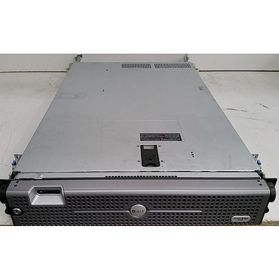 Dell PowerEdge 2950 Dual Quad-Core Xeon (E5430) 2.66GHz 2 RU Server