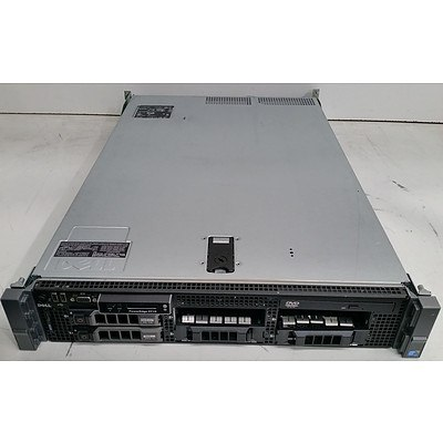 Dell PowerEdge R710 Dual Quad-Core Xeon (X5570) 2.93GHz 2 RU Server