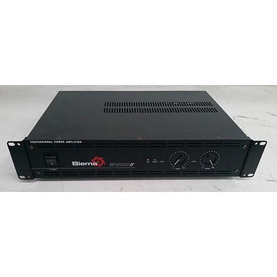 Biema (W220 II) Professional Power Amplifier