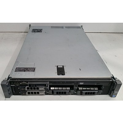 Dell PowerEdge R710 Dual Quad-Core Xeon (E5620) 2.40GHz 2 RU Server