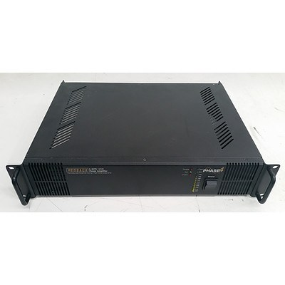Redback (A 4070) 125W Power Amplifier