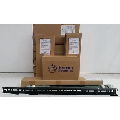 Bulk Lot of Rack Rails & Cable Management Arm Kits