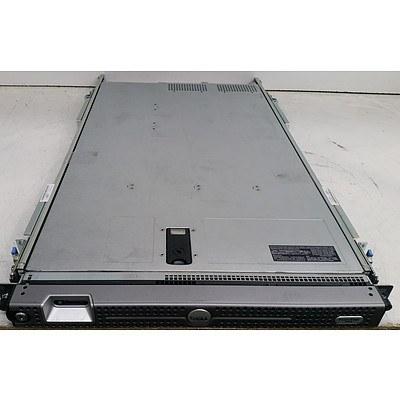 Dell PowerEdge 1950 Dual Quad-Core Xeon (X5355) 2.66GHz 1 RU Server