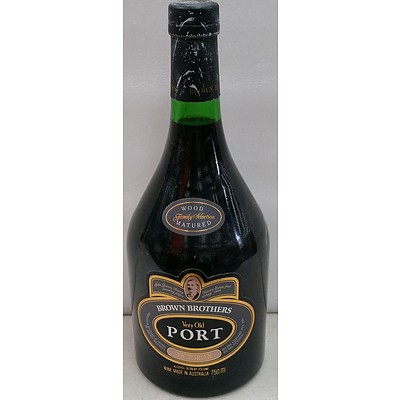 Brown Brothers Very Old Port 750ml