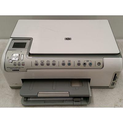 HP Photosmart C6280 All In One Inkjet Printer