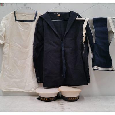 Royal Australian Naval Reserve Number 2 Uniform
