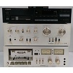 Pioneer Audio Equipment - Lot of Seven