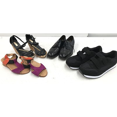 Bulk Lot of Brand New Shoes - RRP Over $700