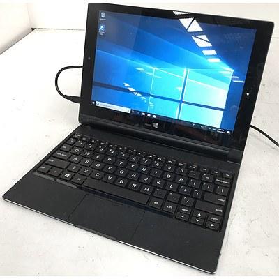 Lenovo Yoga 2-1051F 10.1 Inch Widescreen Intel Atom Z3745 1.33GHz 2-in-1 PC Tablet