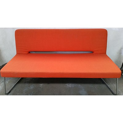 Contemporary Occasional Three Seater Chair