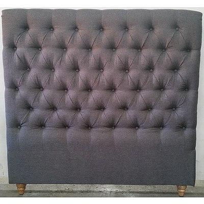 Sean Double Bed Headboard