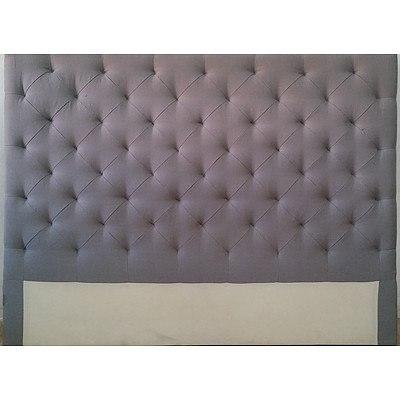 Contemporary Queen Bed Headboard