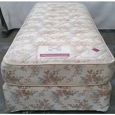 King Single Ensemble Bed and Mattress