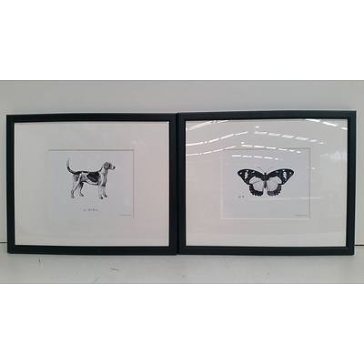 Framed Chelsea Collection Prints - Lot of Two