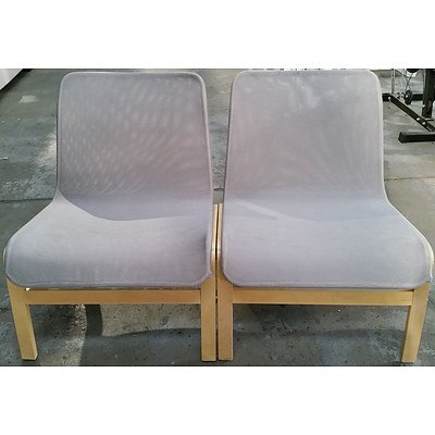 Ikea Easy Chairs - Lot of Two