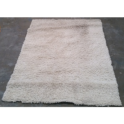 Modern Contemporary Shag Floor Rug