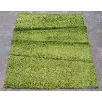 Modern Contemporary Shag Floor Rug