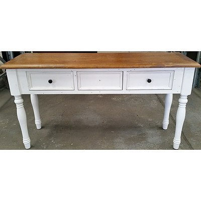Provincial Hall Table