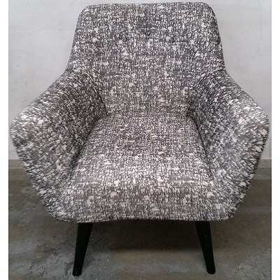 Contemporary Occasional Arm Chair