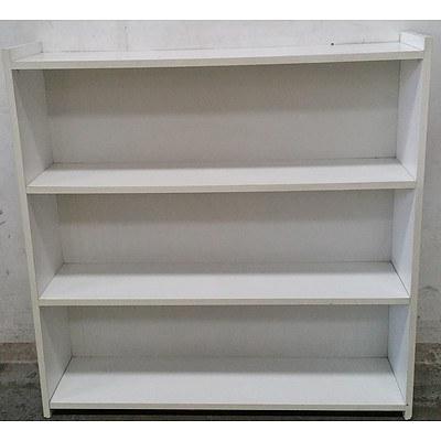 Compact Bookshelf