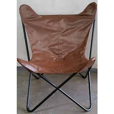 Contemporary Sling Chair
