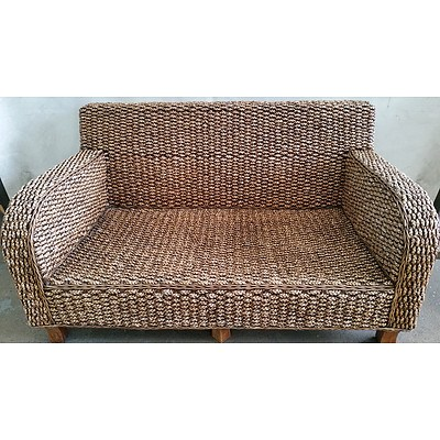 Two Seater Outdoor Chair