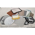 Table Runners, Table Mats and Tea Towels - Lot of 10