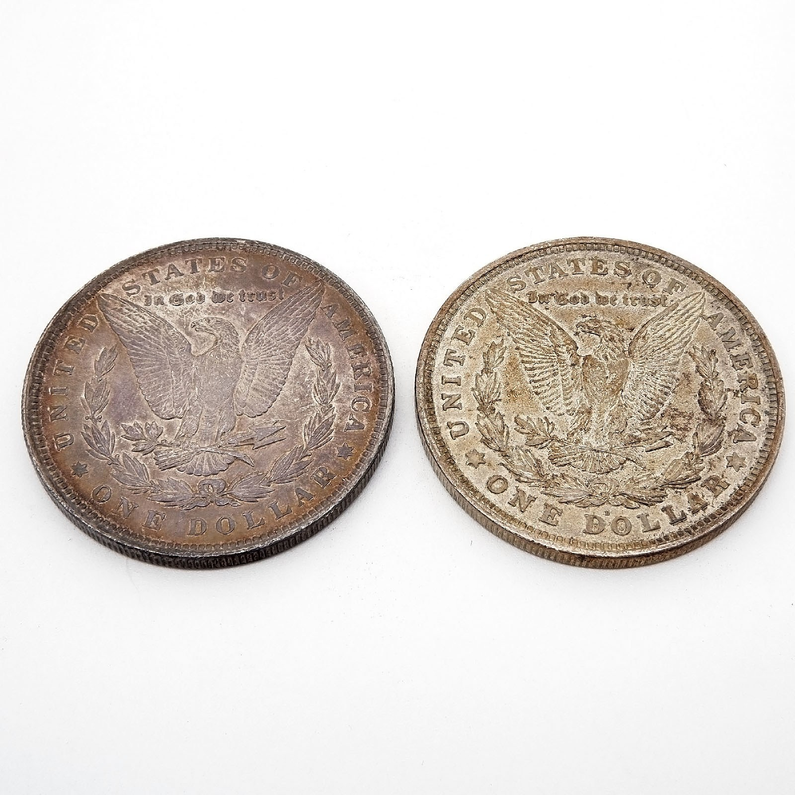 'American 1986 and 1921 Dollars'