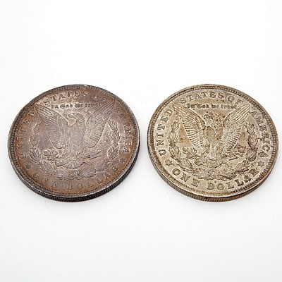 American 1986 and 1921 Dollars