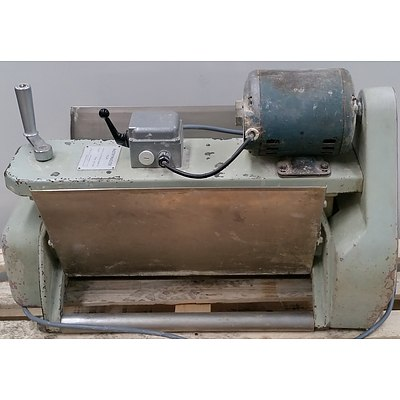 Pastrymaster Electric Pastry Roller