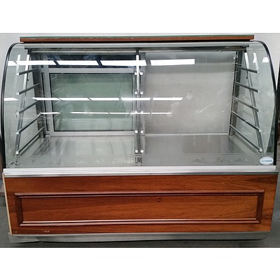 Mobile Bakery Display Cabinet