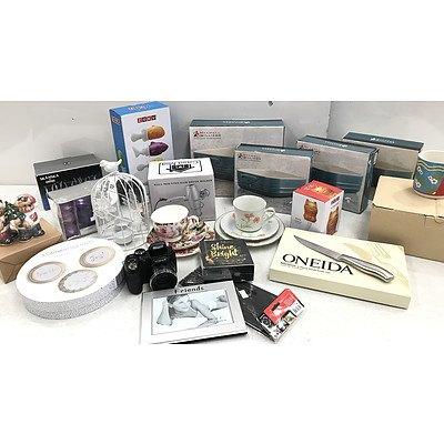 Bulk Lot of Mixed Homeware Items