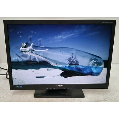 Samsung SyncMaster SA450 22-Inch Widescreen LED-backlit LCD Monitor