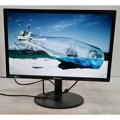Samsung SyncMaster S22B420 22-Inch Widescreen LED-backlit LCD Monitor