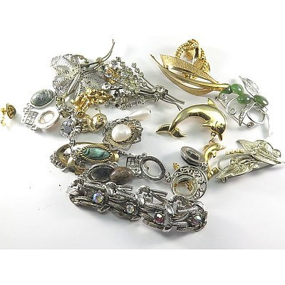 Bag of Assorted Jewellery Items