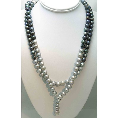 Fresh-water Cultured Pearls Necklace